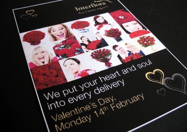 Interflora advertising
