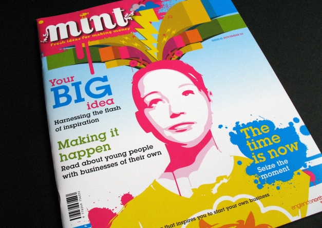 Mint magazine, North West Development Agency