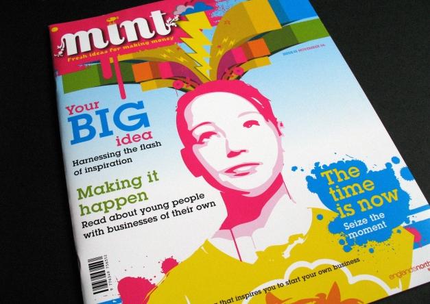 Mint magazine, North West Development Agency