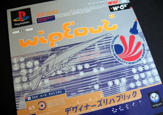 Wipeout for PlayStation, Psygnosis